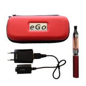 Coffret EGO C2 Kanger T2 650mAh JOYETECH - Rouge