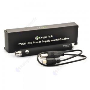 Batterie EVOD USB passthrough 1000 mAh KANGER