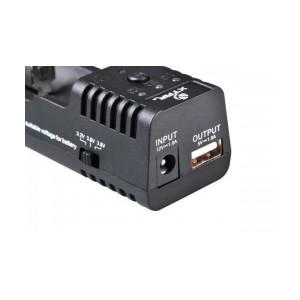 Chargeur Accu MOD batteries 18650, 26650 Xstar SP1