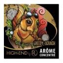 GREEDY SCRACH - Arome concentré 10ml (REVOLUTE)