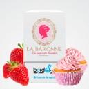 E-LIQUIDE LA BARONNE - 2X10ML(BORDO2)