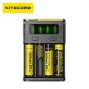 Chargeur Accu  Intellicharger NEW i4  Li-ion (Nitecore)