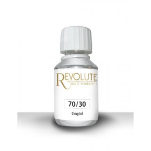 Base Revolute PG 70% VG 30% DIY 115ml
