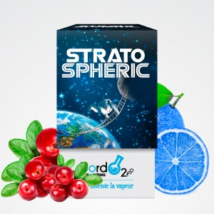E-LIQUIDE STRATOSPHERIC - 2X10ML (BORDO2)