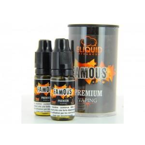 E-LIQUIDE FAMOUS - 2X10ML (ELIQUID FRANCE)
