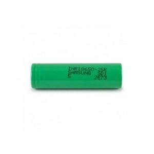 Batterie ACCU SAMSUNG 25R 18650 2500MAH 35A