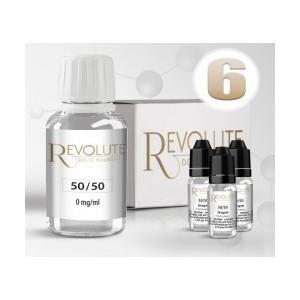 Base Revolute PG 50% VG 50% DIY 100ml