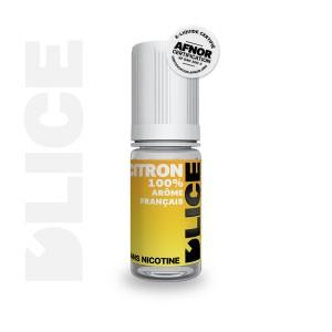 E-Liquide CITRON (D'lice)
