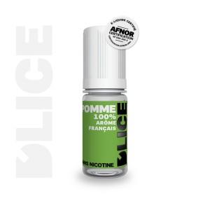 E-Liquide POMME VERTE (D'lice)