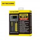 Chargeur Accu  Intellicharger NEW i2  Li-ion (Nitecore)