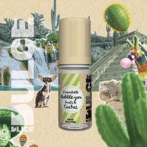 E-liquide Bubble-Gum Fruits et Cactus 10ml - DULCE (D'LICE)
